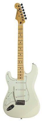 Guitares Fender pour Gaucher chez RockMa ! votre magasin d'instruments de musique au Maroc
