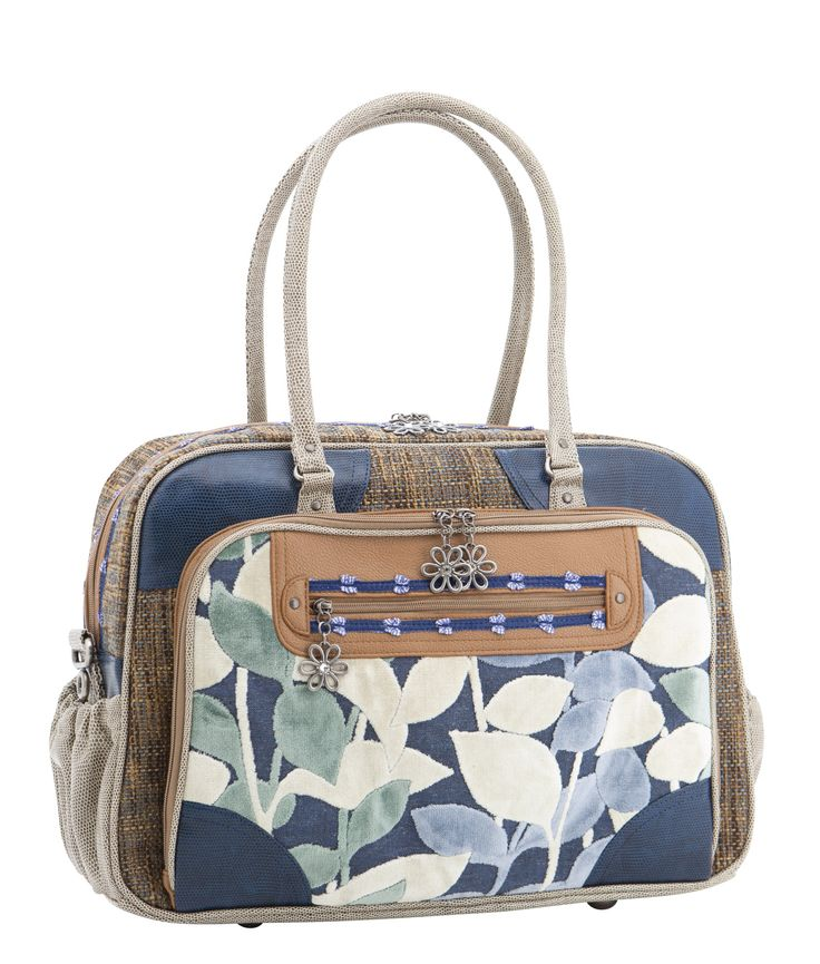 Spencer and Rutherford - Handbags - Baby Bag - Jaime - Blue Moon