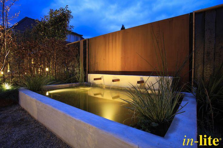 Vijver | Eigen Huis & Tuin | Onderwaterverlichting | Onderwaterspot SUB | Inspiratie | Outdoor lighting