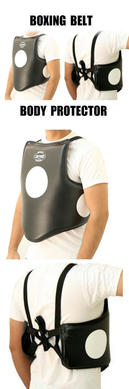 Chest Guards 179776: Fighting Boxing Body Protector Martial Arts Training Protective Equipment Armour -> BUY IT NOW ONLY: $45.95 on eBay!