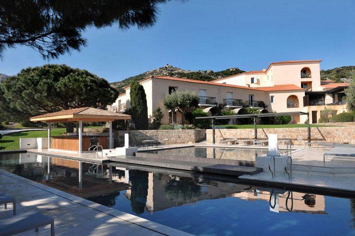@ La Villa Spa. Restaurant and hotel on the seafront. France, Calvi. #relaischateaux #villaspa #calvi #corsica #corse - #SomeroContest2015 by @RevezNexus