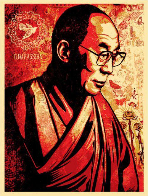 Google Image Result for http://english.mashkulture.net/wp-content/uploads/2010/03/shepard_fairey_dalai_lama_print.jpg