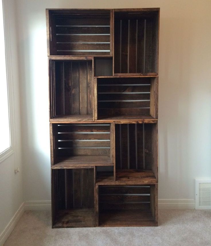 Best Amazing Wood Crate Projects for Your Home
