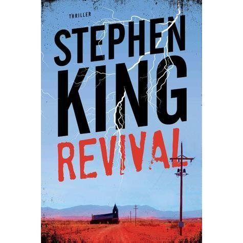 Boek 42 #hrc2016. Revival; Stephen King.