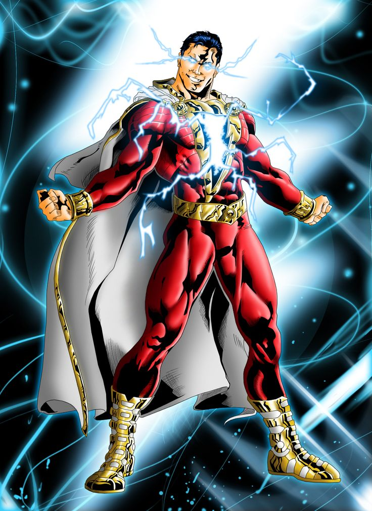 During DC's press conference on Wednesday, a Shazam movie was confirmed to be in development. The role of Shazam hasn't been cast yet, but Dwayne Johnson will appear as Black Adam. The movie will be released on April 5, 2019.