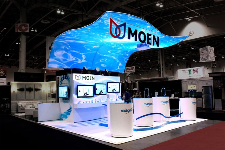 Moen Exhibit National Home Show 2013 Design And