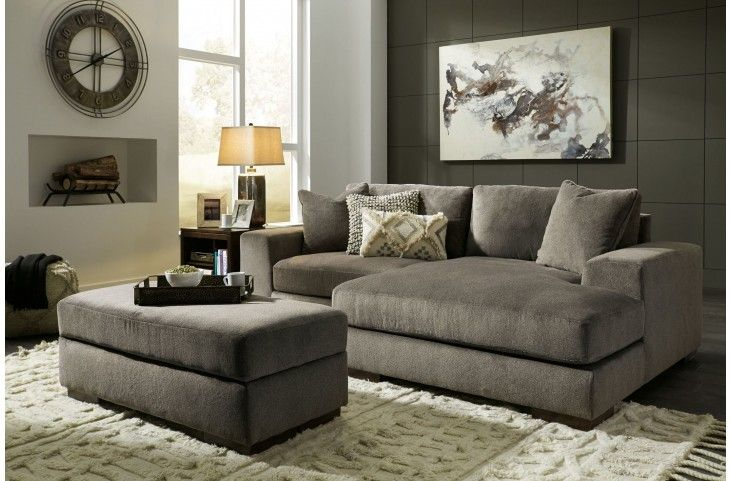 Manzani Gray Raf Sectional From Ashley Coleman Furniture