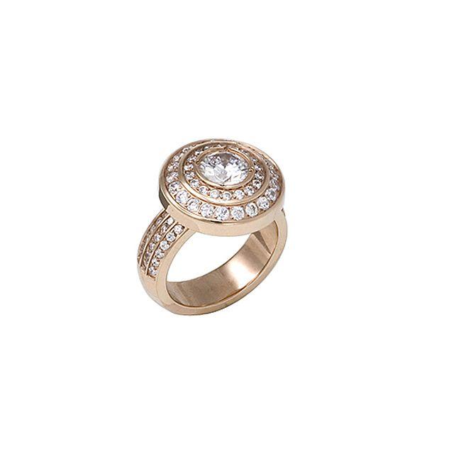 Ingnell Jewellery - Lovisa ring rose. Stainless steel. www.ingnelljewellery.com