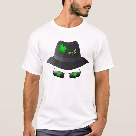The Irish Invisible Man - T-Shirt - tap, personalize, buy right now!