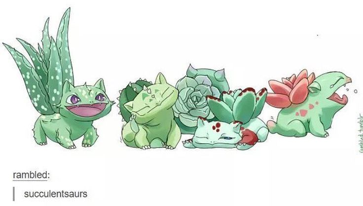 Soo cute :) [Art by ramble(?) on Tumblr] […