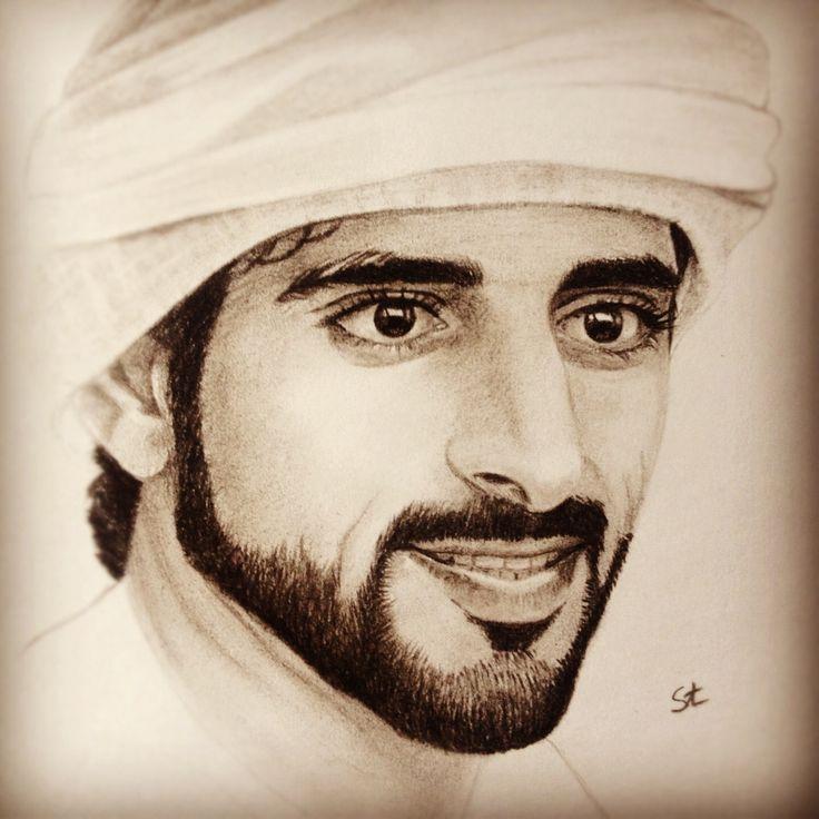 HH Sheikh Hamdan him Mohammed bin Rashid Al Maktoum