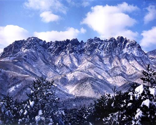 Seoraksan 설악산