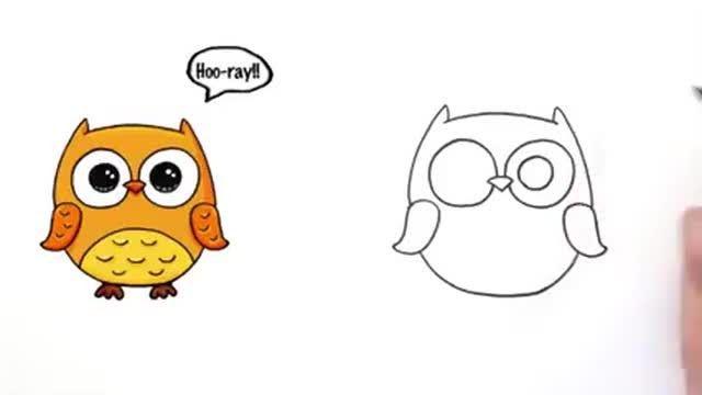 Gambar Ilustrasi Sketsa Gambar Ikan Yang Mudah Digambar 27 Gambar Kartun Gampang Ditiru Di 2020 Kartun Kartun Lucu