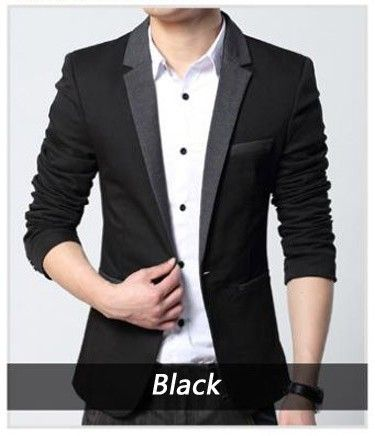 PESAN SEKARANG BLAZER PRIA SLIM FIT KOREA LN77 katalog blazer pria http://pulaubatik.com/category/jas-blazer-pria/