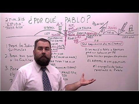 ¿Por qué Pablo?  Una explicación del porque Pablo está en la biblia
