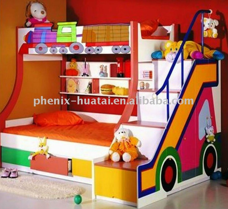 Colorful Playroom Ideas For Toddlers