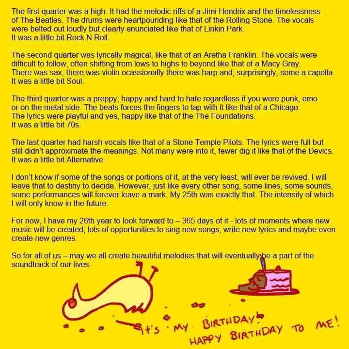Traditional Birthday Lyrics - Happy Birthday Song