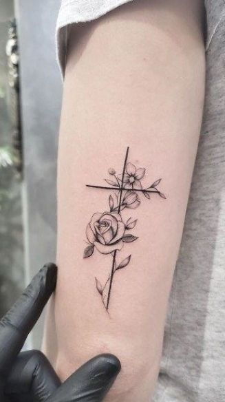 Pin on Rose Tattoo Ideas For Women