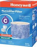 Honeywell - Humidifier Filter for Select Honeywell Humidifiers - Blue