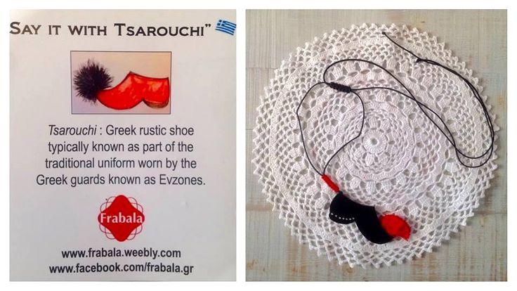 Frabala Tsarouchi necklace Plexi