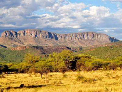 Beautiful South Africa: Pumzika Game Farm and Eco-Estate - Thabazimbi