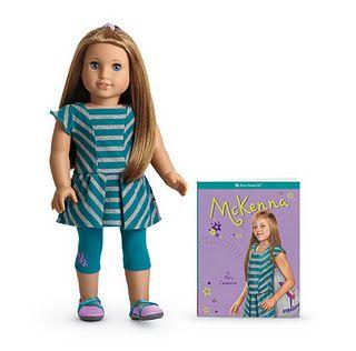 2012 American Girl Doll: McKenna