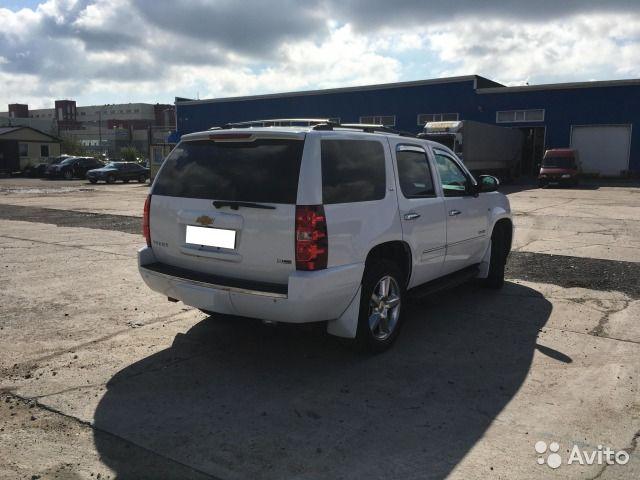 Chevrolet Tahoe, 2012 купить в Санкт-Петербурге на Avito — Объявления на сайте Avito