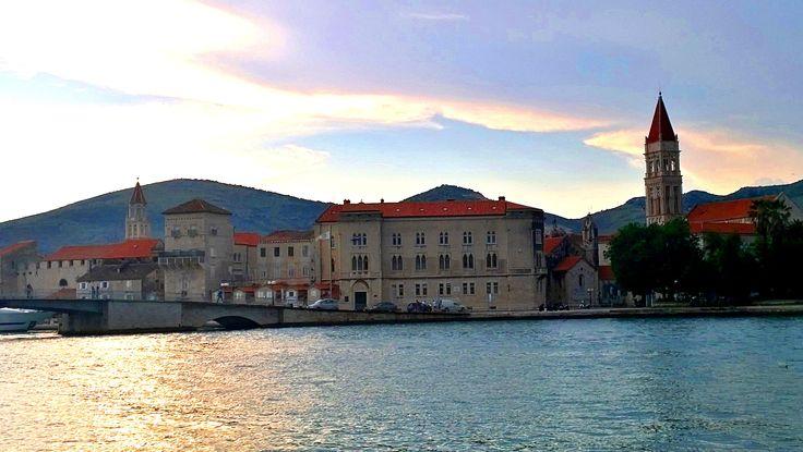 Trogir ambience, Croatia.