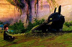 How to train your Dragon! I love love this movie