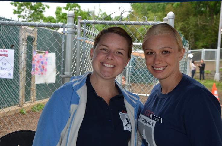 Brittany and Carol from our Development Team!