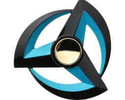 Anti-stress fidget spinner - Hitman