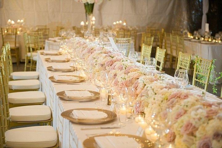Photo: Jacqueline Dallimore - wedding centerpiece idea