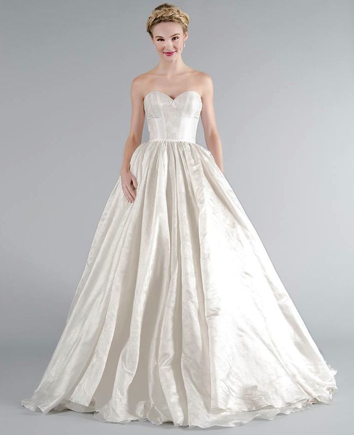 Mark Zunino Wedding Dresses Fall 2014 Collection. To see more: http://www.modwedding.com/2014/08/14/mark-zunino-wedding-dresses-fall-2014-collection/ #wedding #weddings #wedding_dress