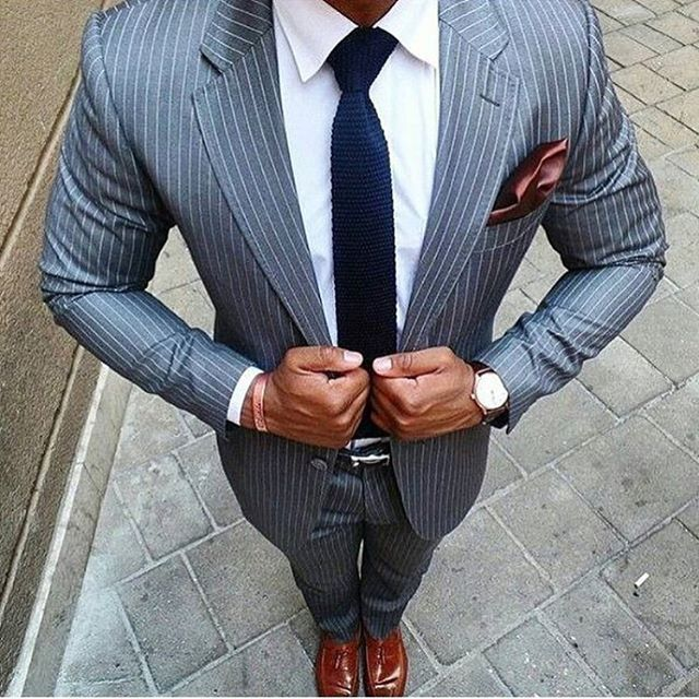 The perfect suit for the perfect gentleman. | davidshadpour.com