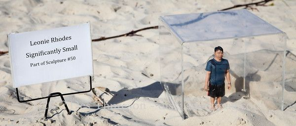 Photos by Des Thureson Significantly Small, Leonie Rhodes - Swell Sculpture Festival 2012, #Swell2012