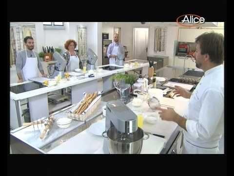 ▶ Accademia Montersino - La crema pasticcera - YouTube