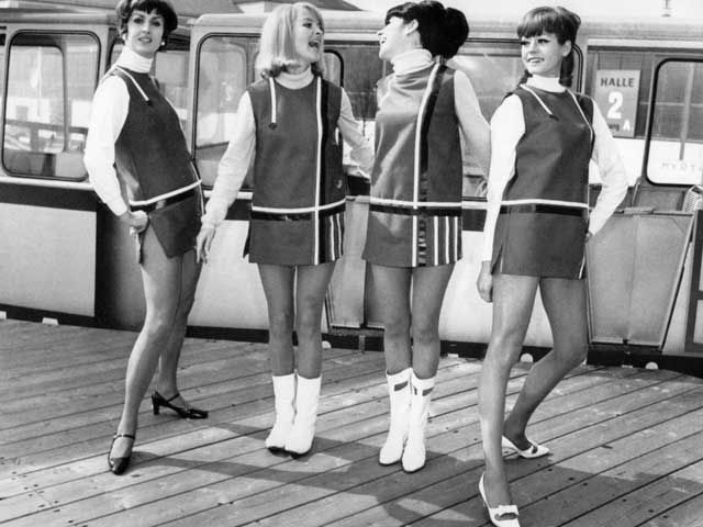 60 S Fashion Trend Mother Of Modern Fashion Trends The 1960s Mini Skirts And Skirts