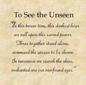 Charmed book of shadows to see the unseen - Google Search