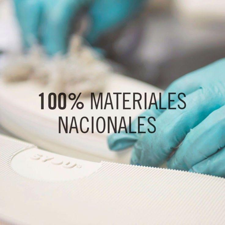 Con talento local y materiales locales así se hacen los SYOUs 100% Colombia!