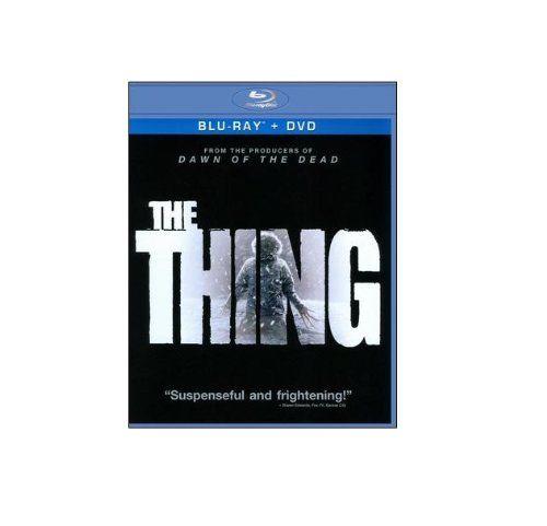The Thing (2011) (Blu-ray + DVD) Universal Studios