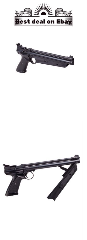 Other Air Guns and Slingshots 178891: Crosman American Classic Pump Pellet .22 Pistol Black -> BUY IT NOW ONLY: $70.77 on eBay!
