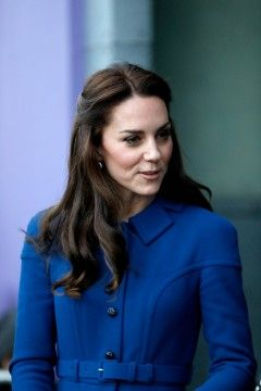 Wills and Kate Carry out Engagements in London