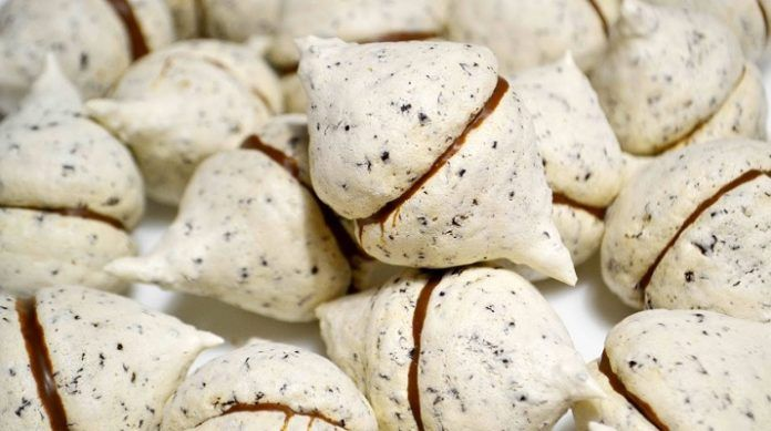 Самое быстрое печенье «Шоколадное безе»