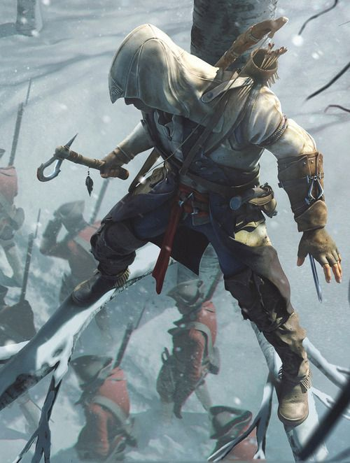 31 best assassins creed images on pinterest videogames video assassins creed iii art book announced titan books has announced that theyve acquired the malvernweather Choice Image