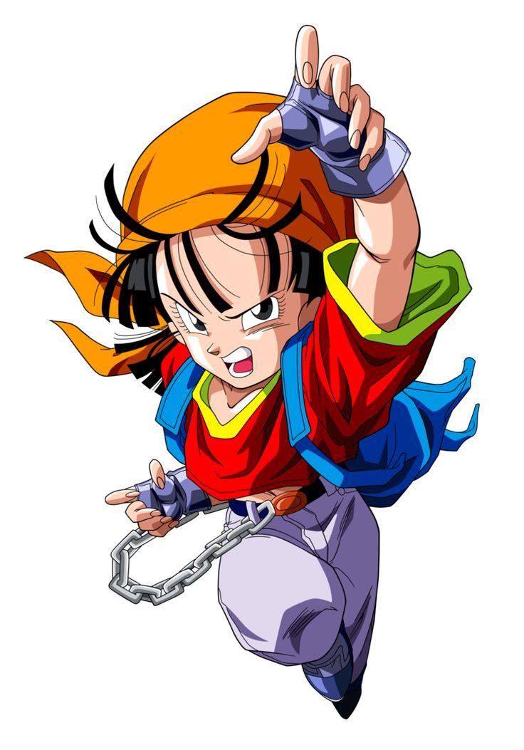 Dragon Ball GT Paaaaaan Ciaaaaaaaaaaa :D
