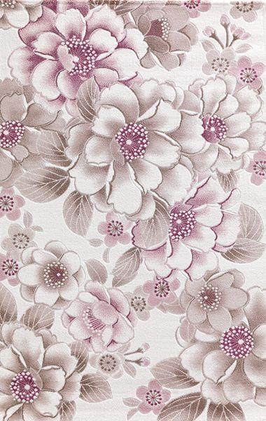 Merinos Eda 005-066 çiçekli halı modelleri ve fiyatları