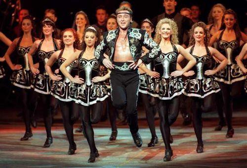 Irish step dancing - Michael Flatley - Lord of the Dance