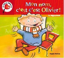 """31997000799569 Mon nom, c'est c'est Olivier par MARLEAU, BRIGITTE Je m'appelle Olivier. Je bé ga gaye. Heureusement, j'ai j'ai un professeur merveilleux ! À la causerie, quand les amis se se sont mis à rire, Mathieu à dit : """"Les amis, j'ai de la peine et je suis déçu."""" Les amis se sont excusés. Maintenant, les petites causeries ne me causes plus aucun sou souci."""