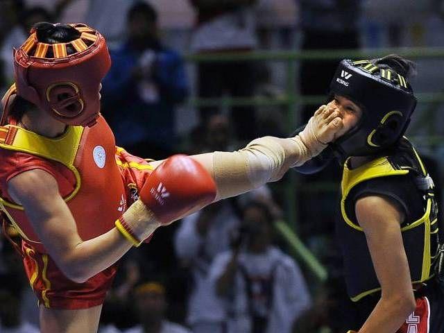 PakMainstream: South Asian Games 2016: Maaz Khan bags gold by def...