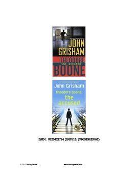 Theodore Boone - The Accused by John Grisham